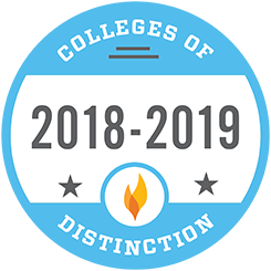 Prescott College Award - College of Distinction